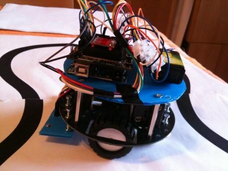 IR sensor Archives - Robottini