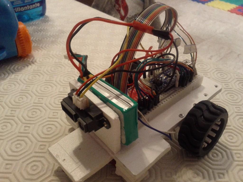 Arduino Project - Line Follower / Following Robot - YouTube