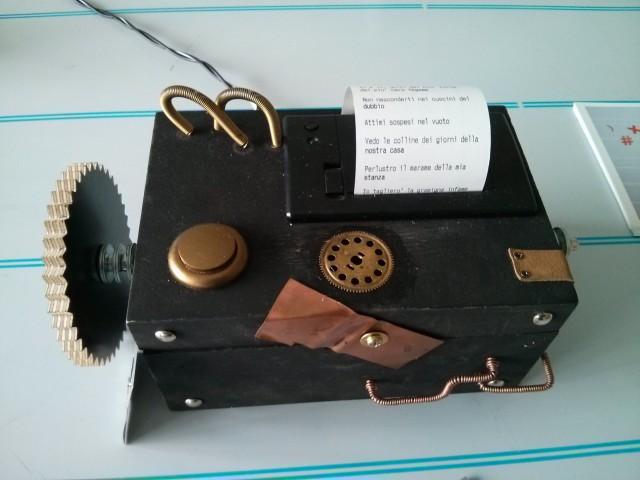 Poetry box 1